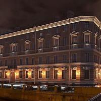 Котельная lotte hotel saint-petersburg
